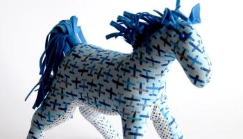 Tuto Léopold le petit cheval
