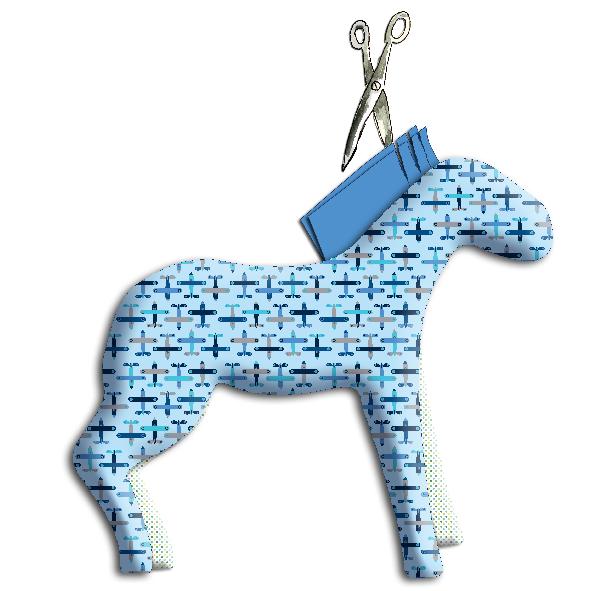 tuto doudou cheval 14 b
