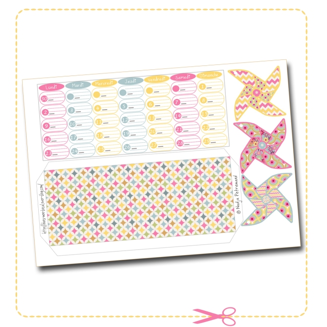 free printable calendar date juin 2014
