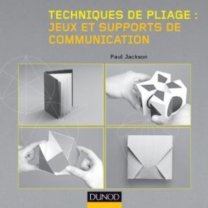 technique de pliage jeux et supports de communication