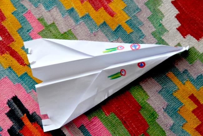 avion en papier 4