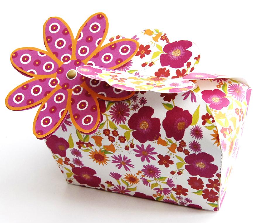 une boite cadeau imprimer dans mon bocal. Black Bedroom Furniture Sets. Home Design Ideas