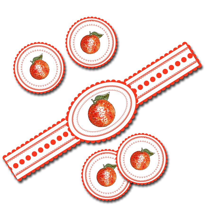 201 tiquettes pour confitures d oranges dans mon bocal
