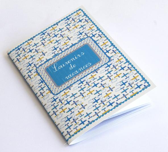 cahier de souvenir à imprimer gratuitement 2