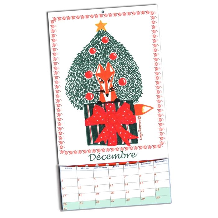 calendrier 2012 2013 à imprimer gratuitement décembre- free printable calendar 2012 2013