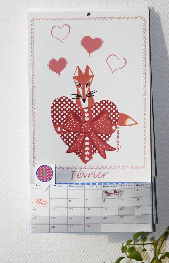 calendrier 2012 2013 à imprimer gratuitement fevrier