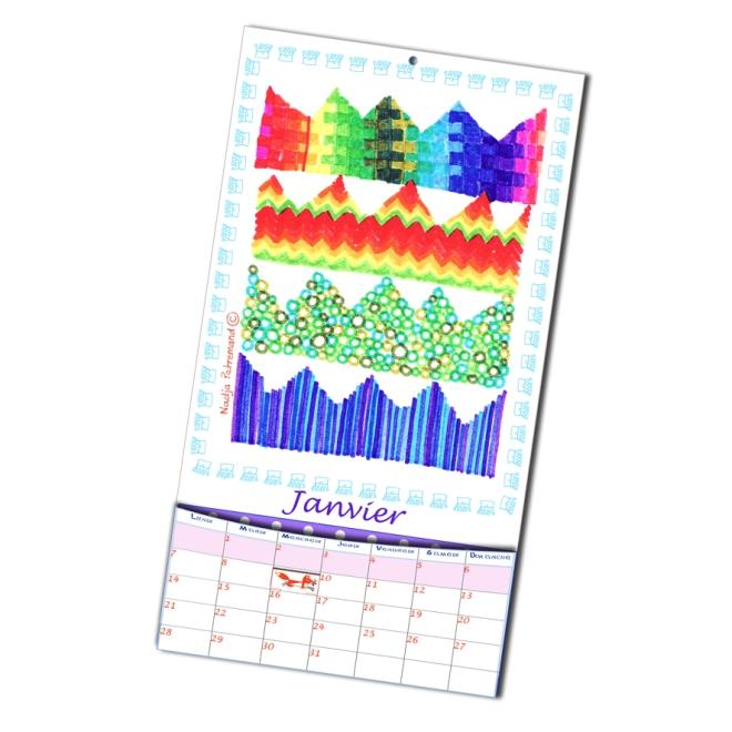 calendrier 2012 2013 à imprimer gratuitement janvier - free printable calendar 2012 2013