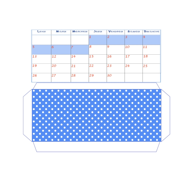 calendrier 2012 2013 à imprimer gratuitement novembre dates - free printable calendar