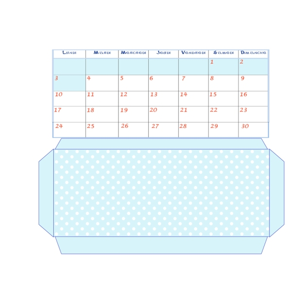calendrier 2012 2013 à imprimer gratuitement septembre
