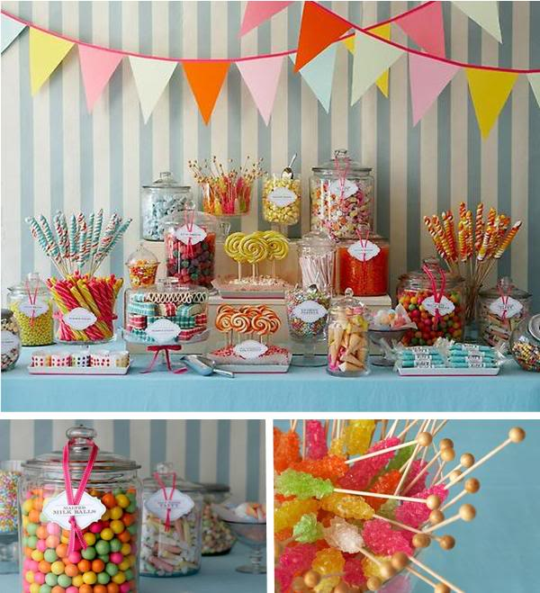 CandyShopDessertTableBoard