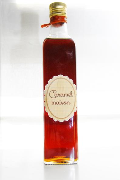 caramel liquide fait maison 2