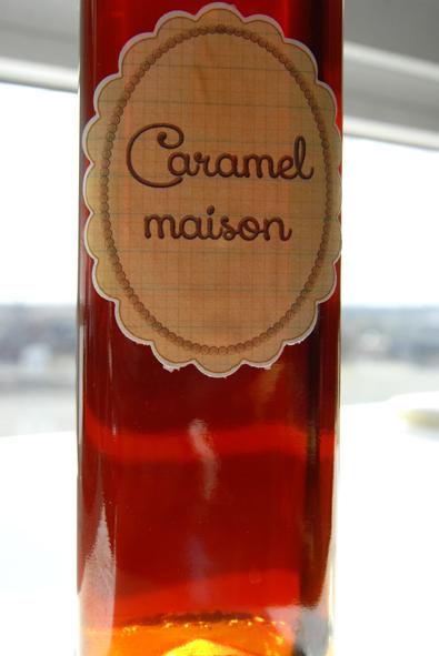 caramel liquide fait maison 3