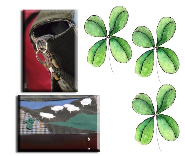 cartable irlandais détail 2