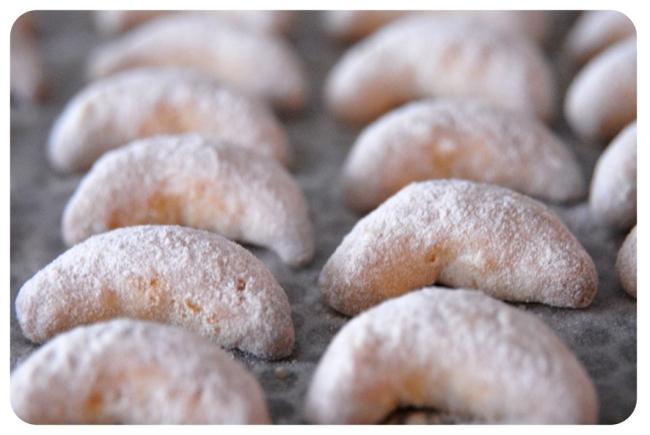 croissants aux amandes de noël 2