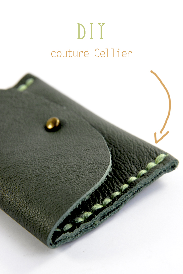 DIY couture cellier