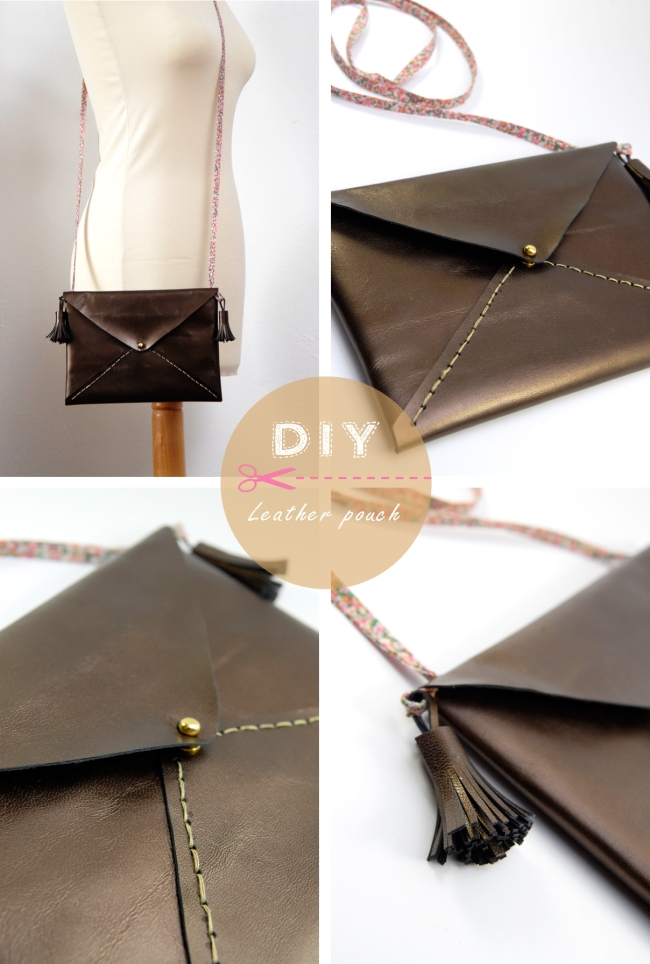 DIY envelope bag 2