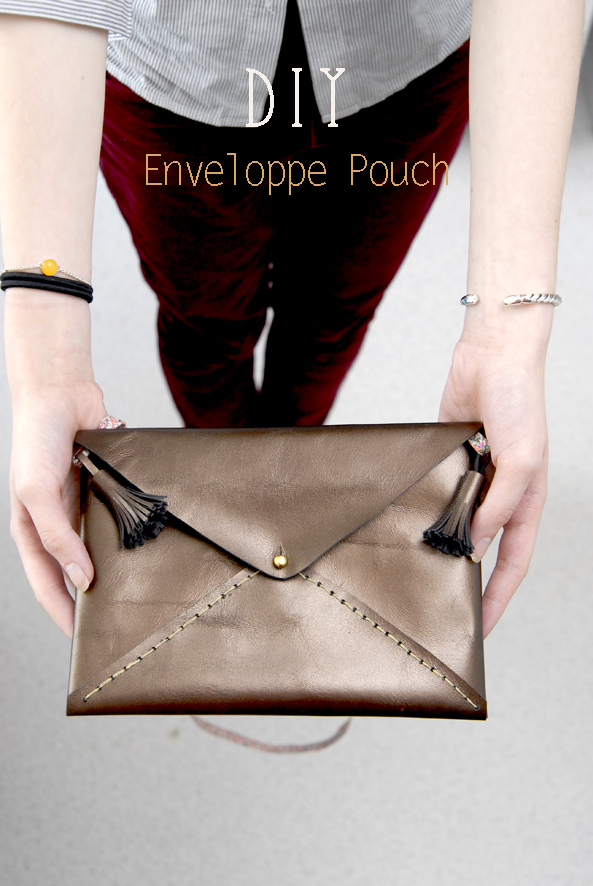 DIY envelope bag 3
