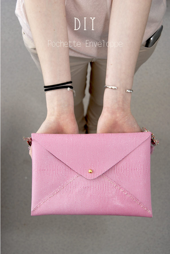 DIY envelope bag 5
