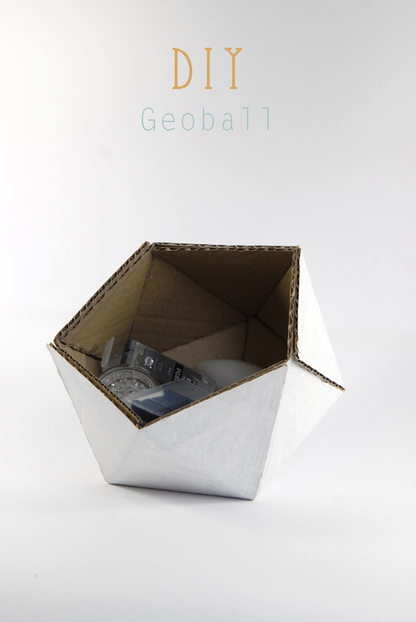 DIY geoball