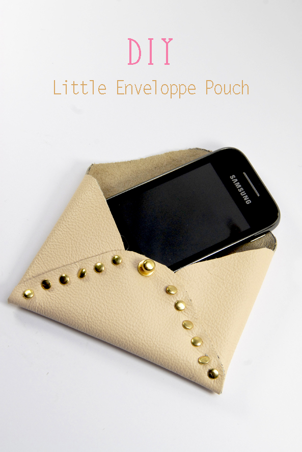DIY little envelope pouch 2