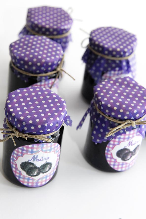 free pintable label jam-confiture de mure maison 1