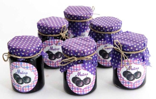 free pintable label jam-confiture de mure maison 3