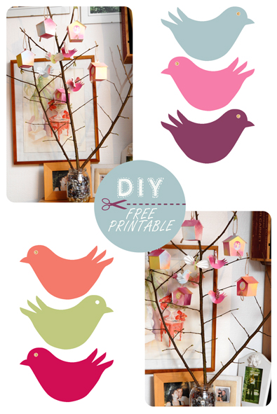free printable advent calendar nichoir boite 10