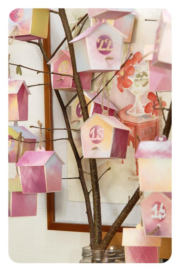free printable advent calendar nichoir boite 29