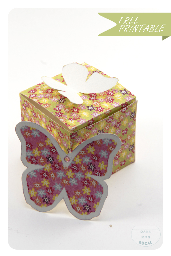 free printable butterfly box 1