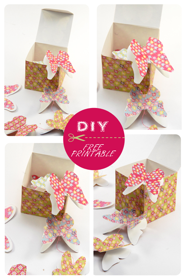 free printable butterfly box 2