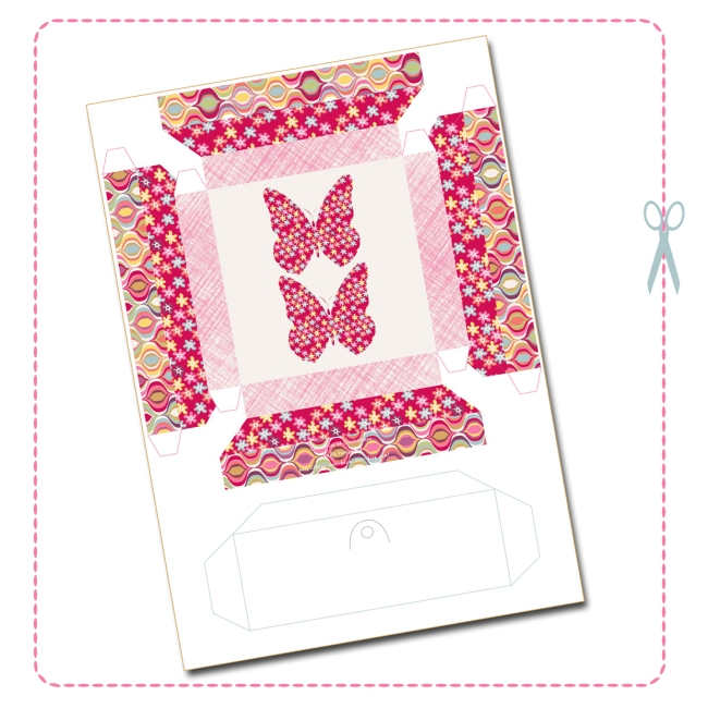 free printable butterfly collection box 2