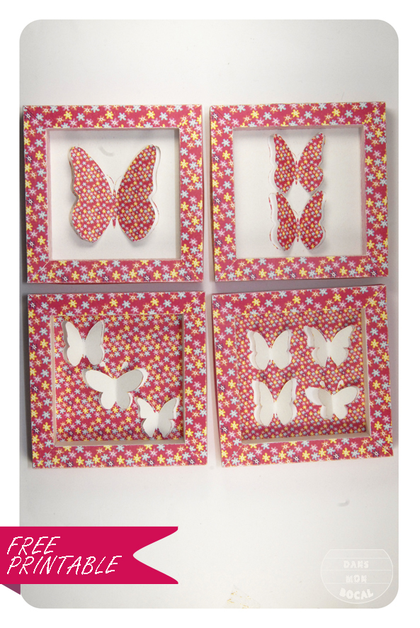 free printable butterfly collection box 5