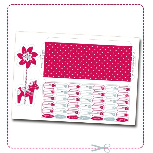 free printable calendar date juillet 2014