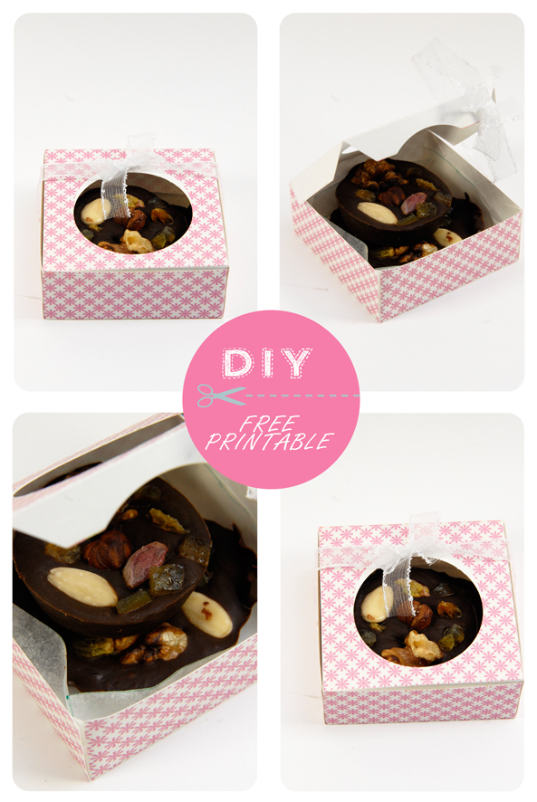 free printable chocolate box 14
