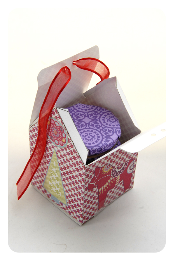 free printable christmas house box 9