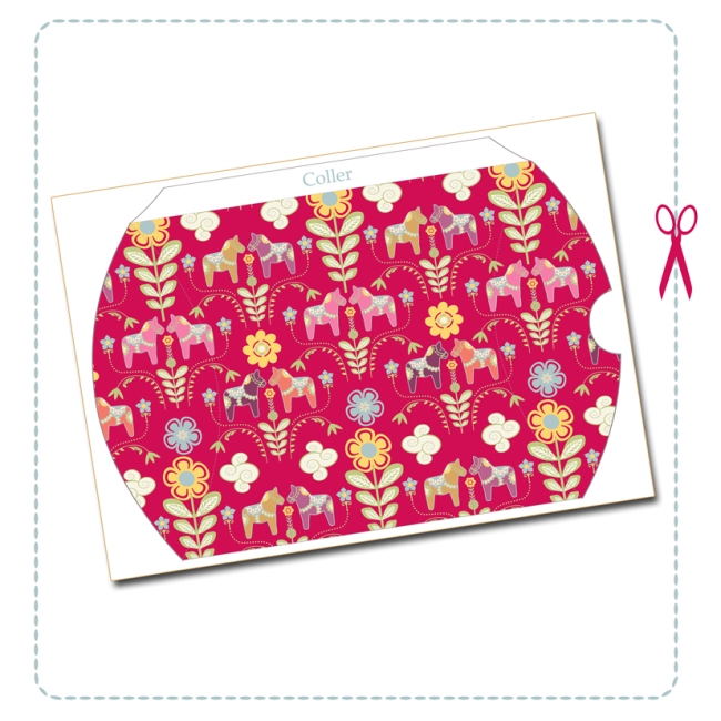 free printable christmas pilow box large 2