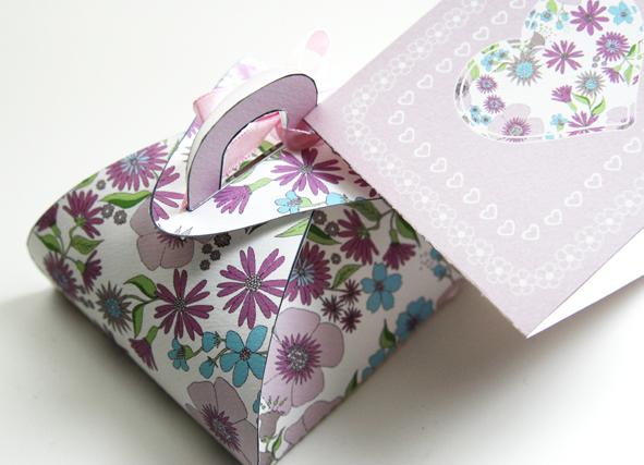 free printable gift box gratuit boite cadeau 2