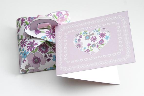 free printable gift box gratuit boite cadeau 3