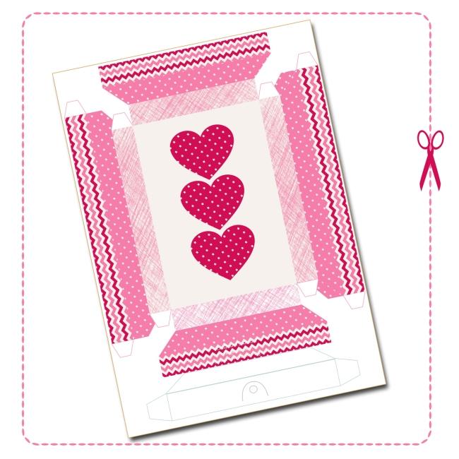 free printable heart frame