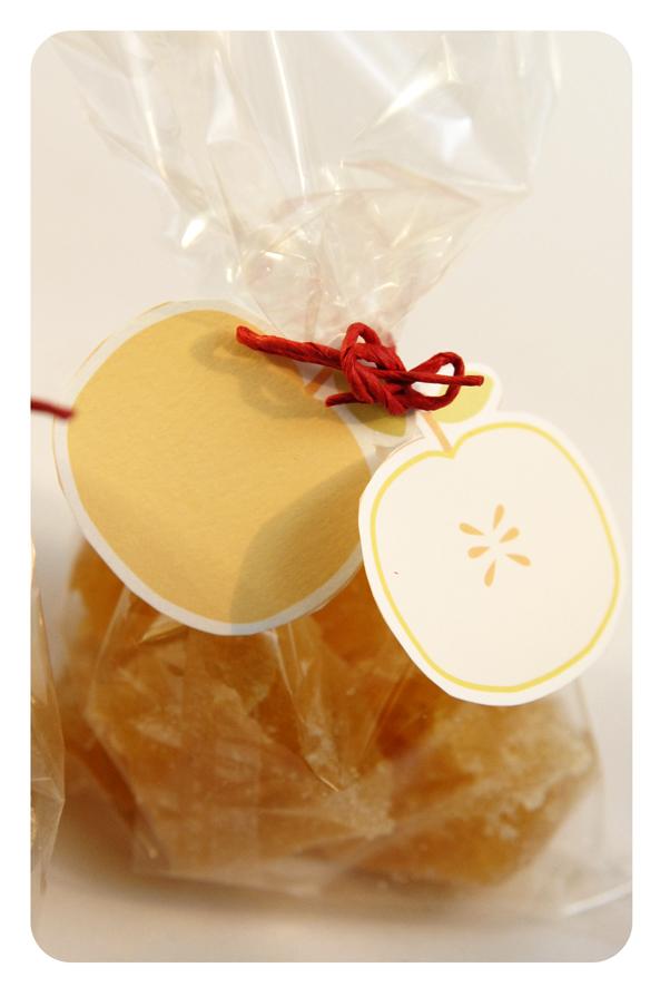 free printable label apple pear 3