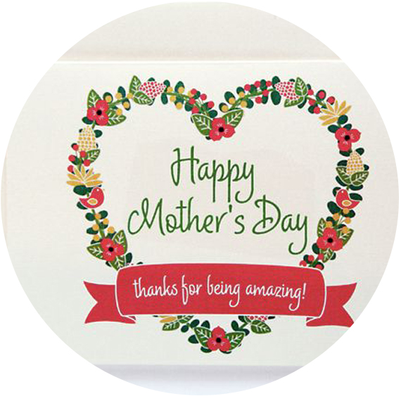 free printable mother day card fête de mère 5