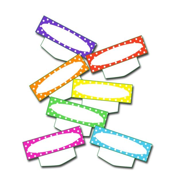 free printable school label planning- étiquette emplois du temps à imprimer gratuitement  vide