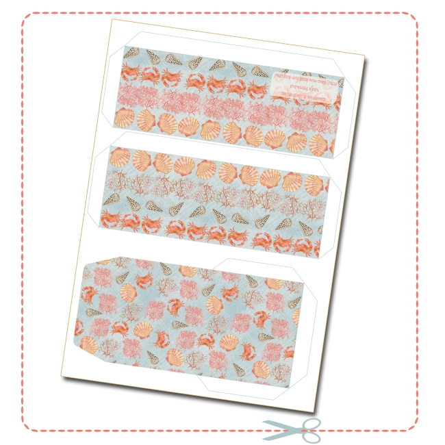 free printable stationary kit 2