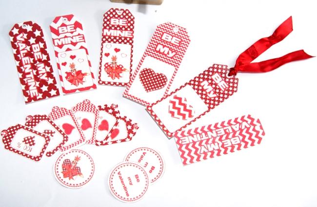 free printable valentine gigt tag-gratuit étiquette st valentin 4