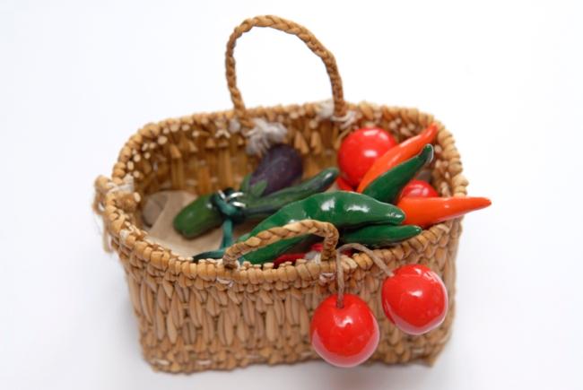 fruit et légume fimo 1