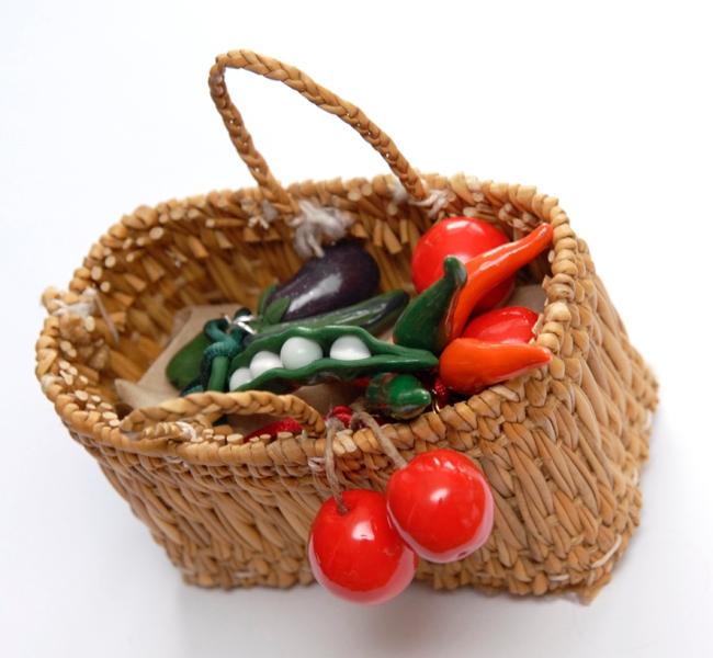 fruit et légume fimo 2