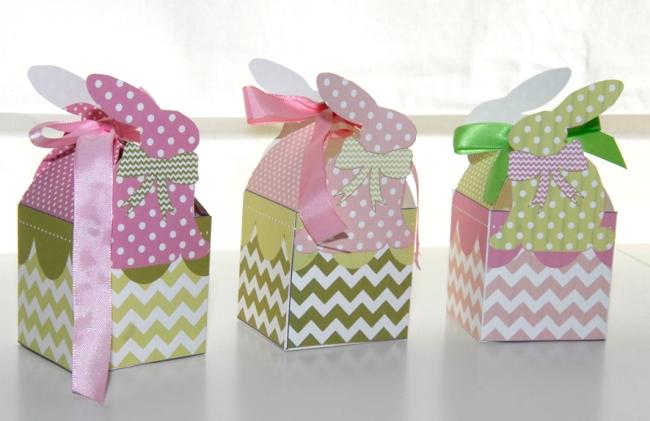 gratuit boite paques à imprimer free printable easter box 5