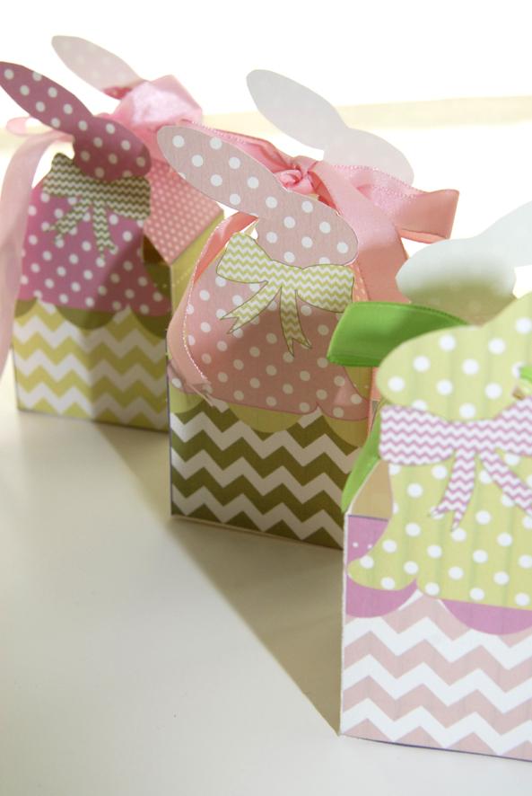 gratuit boite paques à imprimer free printable easter box 8