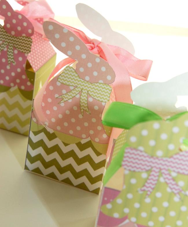 gratuit boite paques à imprimer free printable easter box 9