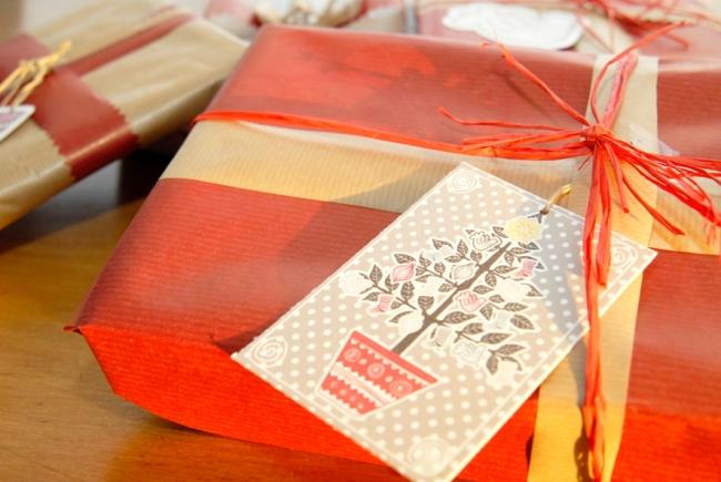 gratuit étiquette pour cadeau de noel motif sapin visuel 1
